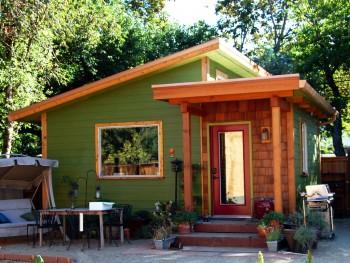 Renk Hafif Çelik Villa-30 m²
