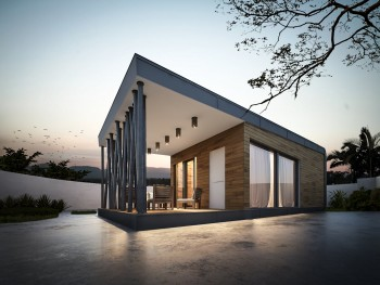 Efil Çelik Villa-104 m²