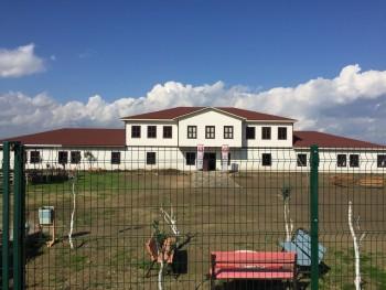 Vodafone Akıllı Köy Çelik Yapı -Aydın -784 m²