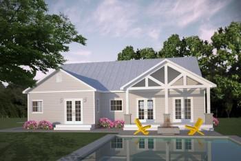 Yıldız Hafif Çelik Villa-130 m²