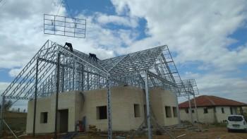 Yıldızlar Holding Çatı Projesi -Ankara -480+480 m²